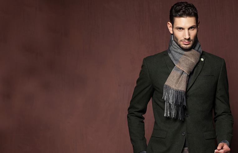кашемировые мужские шарфы аутентичность характера