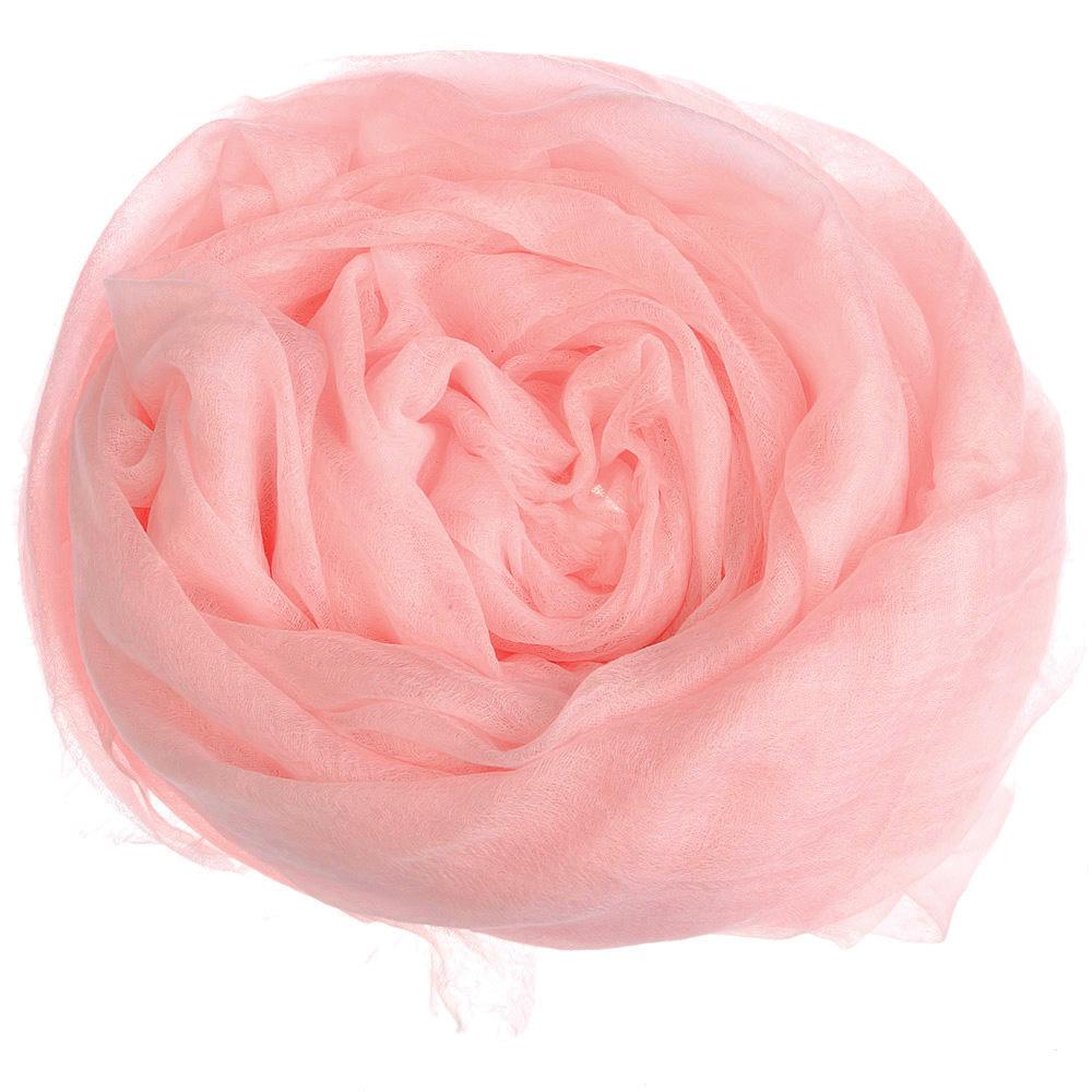 Шаль CASHMERE DIAMOND розовая